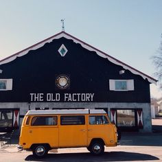 This is so happening on my next visit to Iowa - The Old Factory Coffee Shop located in Orange City, IA