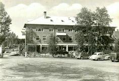 Hedmark fylke Eidskog kommune Magnor Løken-gården 1950-tallet utg P. Larsson