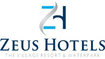The 4 star All Inclusive Village Resort & Waterpark is member of the Zeus Hotels group focusing on a complete holiday experience with first class service and Greek hospitality. Situated 24 km from Heraklion airport, 1 km from the beach and 2 km from the centre of Chersonissos full with shops, restaurants and its legendary nightlife, makes it an ideal choice for both guests seeking a relaxing hotel based holiday or those looking for a lively getaway.