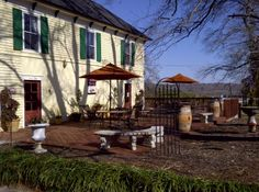 South Creek Winery in North Carolina - owned by a couple from Michigan.  Love it.