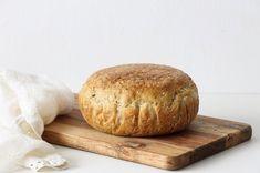 Recept: Domácí celozrnný chléb jen z 5 přísad | BezHladovění.cz Bread, Fit, Shape, Brot, Baking, Breads, Buns