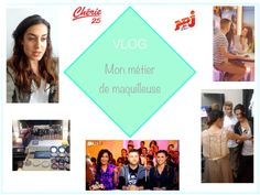 Vlog : mon métier de maquilleuse Easy Blush