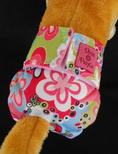 A sewing project, maybe something useful like a Dog Diaper?