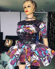 African fashion is in vogue. Discover the latest and best ankara lace styles and more for the year Don't be left out in the ankara print trend. African Lace Styles, African Lace Dresses, African Dresses For Women, African Attire, African Wear, Latest African Fashion Dresses, African Print Fashion, African Print Dress Designs, African Design