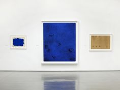 Aspen Art Museum: David Hammons Yves Klein / Yves Klein David Hammons