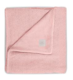 Baby deken 4 seizoenen soft knit collectie