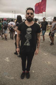 Macho Moda - Blog de Moda Masculina: Os Looks Masculinos do LollaPalooza Brasil 2016