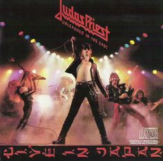 Judas Priest - Unleashed in the East - 1979