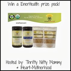 1cd9d770f EnerHealth Prize Pack {Giveaway} - Thrifty Nifty Mommy Wayback Machine,  Enter To Win