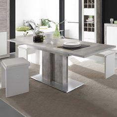 tischgruppe m nchen sorrento eiche nachbildung ca 140 cm ideen rund ums haus pinterest. Black Bedroom Furniture Sets. Home Design Ideas
