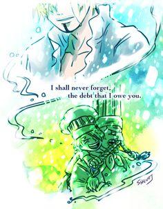 Cheese's Art : Photo Trad' : Je n'oublierai jamais, la dette que je vous dois !