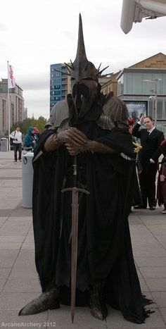 Witch King of Angmar-Lord of the Rings. Curated by Suburban Fandom, NYC Tri-State Fan Events: http://yonkersfun.com/category/fandom/