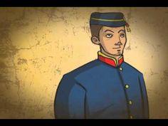 History ~ Niños Héroes mexicanos ~ Video que cuenta la historia de los eventos sucedidos en el Castillo de Chapultepec