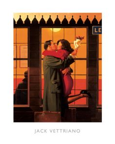 Back Where You Belong Prints by Jack Vettriano at AllPosters.com