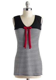Sail of Two Cities Top, #ModCloth