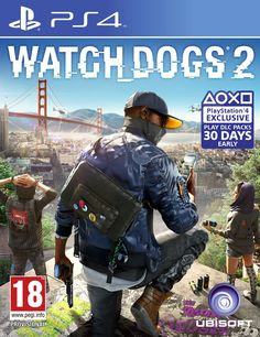 Watch Dogs 2 - Spel - CDON.COM