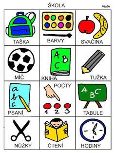 Pro Šíšu Aurora, Adhd, Crafts For Kids, Playing Cards, Language, Album, Teaching, Education, School