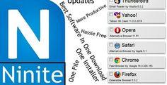 Ninite, um site para você baixar e atualizar os principais programas de sua máquina