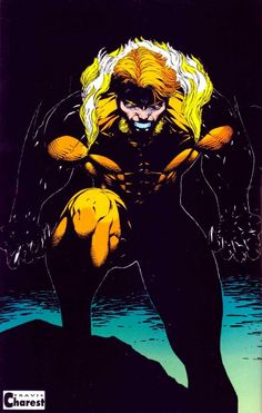 Sabretooth by Travis Charest