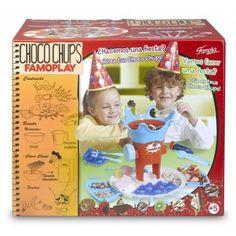 Juguete CHOCO CHUPS FAMOPLAY FAMOSA PRECIO 27,03€ en IguMagazine#juguetesbaratos