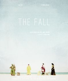 """stabmeintheneck: """" Poster Remake Meme - The Fall """" Cinema Movies, Film Movie, The Fall Movie, The Fall 2006, Foreign Movies, Comic Poster, Inspirational Movies, Beautiful Film, Film Aesthetic"""