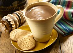Champurrado -Thick Mexican Hot Chocolate
