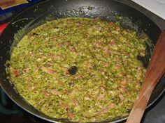 Pasta al pesto di pistacchi: Ricetta Siciliana
