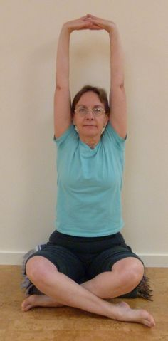 Yoga for Seniors.  Great blurb about the benefits of Yoga for Seniors and everyone!