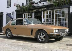 Jensen Interceptor. I could drive this.