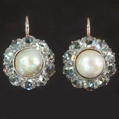 Google Image Result for http://images.adin-antique-jewelry.com/09/119/h/09119-4212.p00_excellent-condition-april-diamond-multicolor-colors-in-object-pearl-no-hallmarks-adin-red-pink-rose-gold-colorless-earrings-multiple-stones-00.jpg