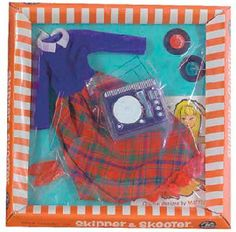 ... doll guide home skipper platter party vintage skipper platter party