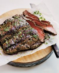 Churrasco with Chimichurri Recipe on Food & Wine (America's Restaurant - Cordua)