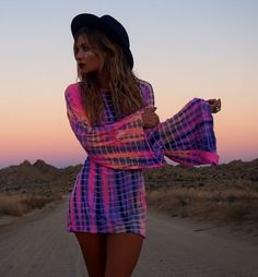 bohemian boho style hippy hippie chic gypsy fashion indie folk dress top