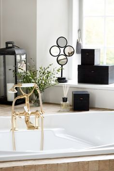 Bathroom details - Interior from COZY room by Sika-Design.