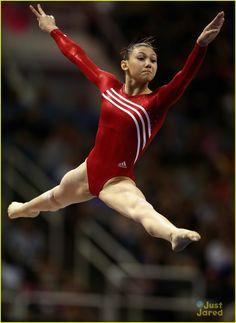 The 2012 Olympic Women's Gymnastics