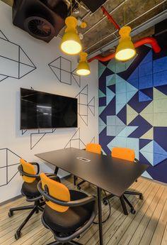 Office Interior Design, Home Office Decor, Office Interiors, Office Designs, Office Ideas, Design Desk, Interior Sketch, Nordic Interior, Classic Interior