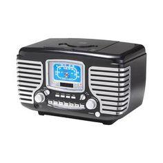 Drive-In Clock Radio
