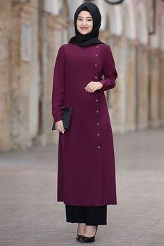 Hijab Gown, Hijab Style Dress, Modest Fashion Hijab, Abaya Fashion, Hijab Outfit, Hijab Chic, Fashion Dresses, Muslim Women Fashion, Islamic Fashion