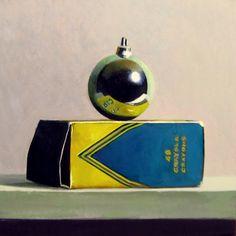 """""""Christmas Colors"""" original fine art by Brian Burt"""