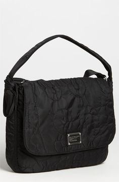 MARC BY MARC JACOBS 'Pretty Nylon' Computer Crossbody Bag (13 Inch)