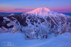 Mt. Bachelor, Bend, Oregon - place to visit from Boise