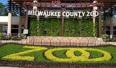 Milwaukee Zoo...All the years we have been in WI we have yet to go here... Hopefully this Summer. # Dayatthezoo #loveanimals