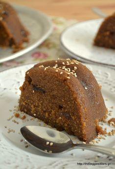 Greek Sweets, Greek Desserts, Healthy Desserts, Sweet Recipes, Banana Bread, Easy, Food, Recipes, Health