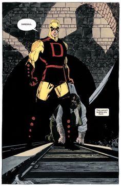 Loeb, Sale, Daredevil Yellow.