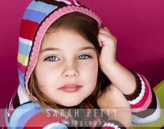 Lovely colours. Child photography by Sarah Petty.