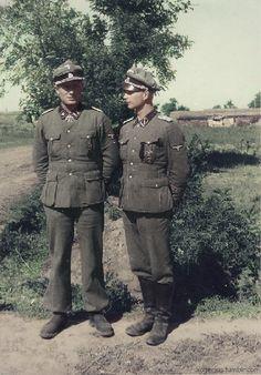 SS-Brigadeführer und Generalmajor der Waffen-SS Theodor Wisch