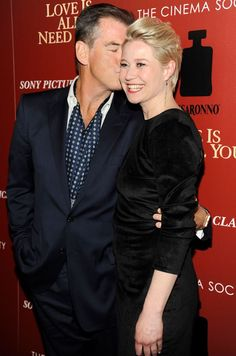 """The Cinema Society & Disaronno hosted a screening of Sony Pictures Classics' """"Love is All You Need"""""""
