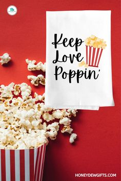 Does your family enjoy popcorn while watching movies at home? If you do, then having one of these funny kitchen towels is a cool addition in your dish and hand towel stash. It is also a cool gift for your mom, grandmother, best friend, sister, or coworker who enjoys watching movies. Give this funny kitchen towel, plus a free movie ticket, and you get the perfect gift combo for any occasion. It is a sensible present for every movie or cinema lover you know.