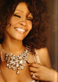 Whitney Houston my love I how I miss her so much