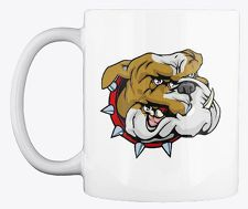 This Bulldog coffee mug design is perfect for dog and coffee lovers. As a Bulldog lover, you'll be proud to be seen enjoying your coffee from this mug. It's also available in other colors, and it is the perfect gift for your dog friends or family members. Coffee Lovers, Coffee Mugs, Unique Image, Mug Designs, Dog Friends, Your Dog, Funny Quotes, Just For You, Colors
